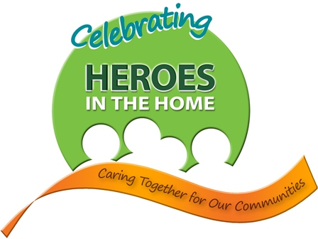 Heroes in the Home logo